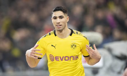 Bayern Munich enter the race to sign Real Madrid full-back Achraf Hakimi