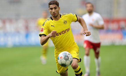 Inter set to complete €40m signing of Achraf Hakimi from Real Madrid