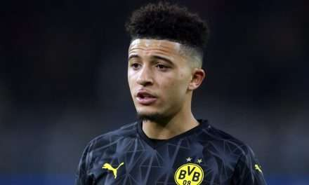 Real Madrid join the race to sign Jadon Sancho from Borussia Dortmund