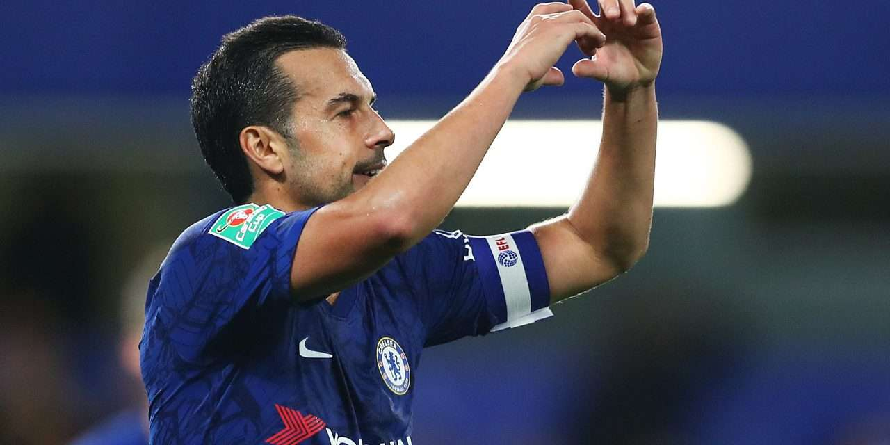 Pedro set to join AS Roma at end of season until 2022