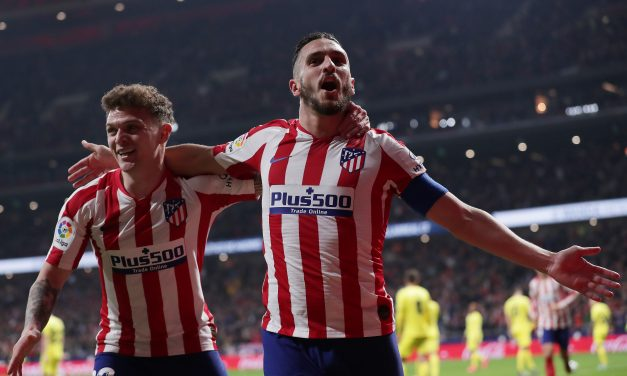 "Koke: ""If the Champions League is suspended, Atlético Madrid are the champions."""