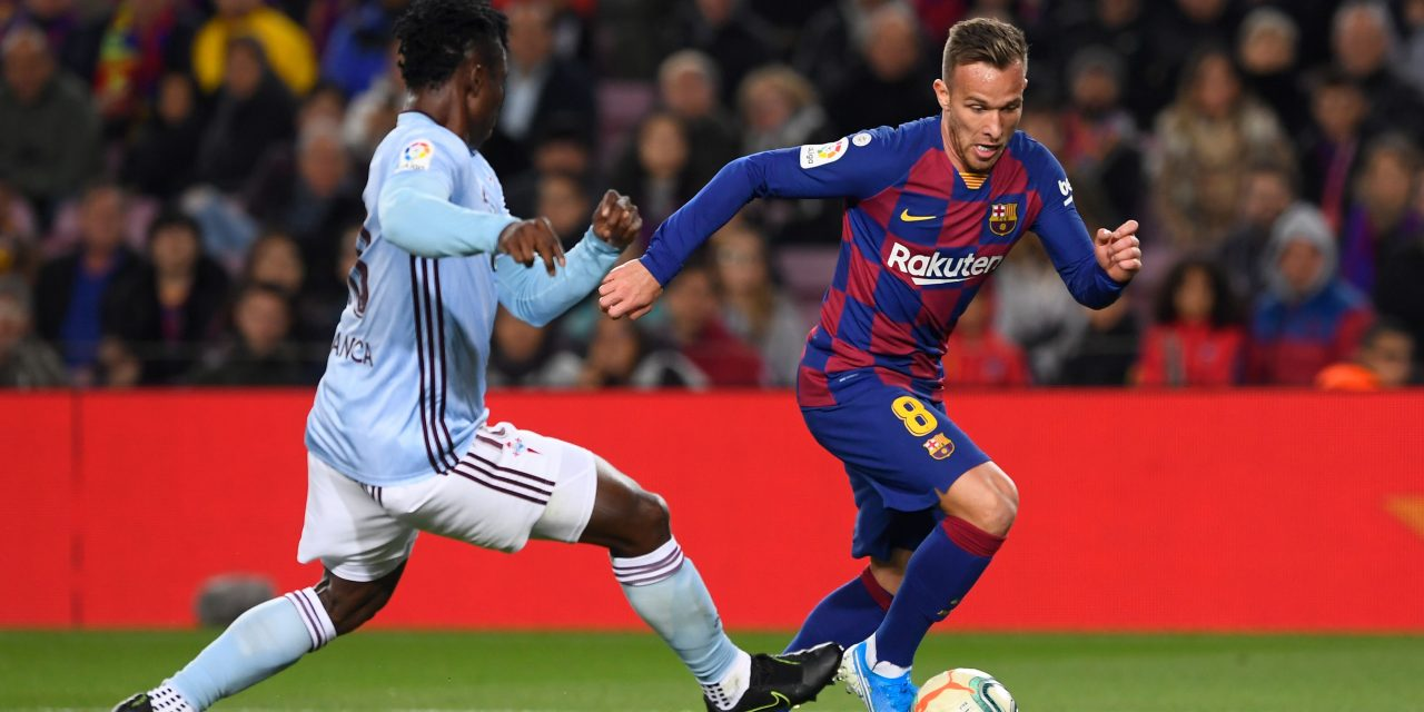 Juventus agree €80m fee with Barcelona for midfielder Arthur