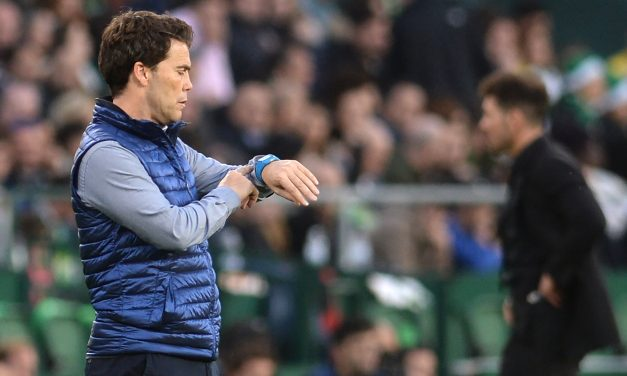 Real Betis sack head coach Rubi