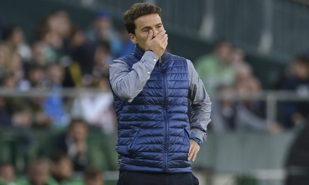 Pressure mounts on under-fire Real Betis coach Rubi