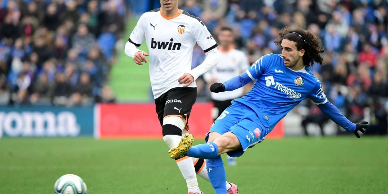 Official | Getafe exercise option to buy Marc Cucurella from Barcelona for €10m