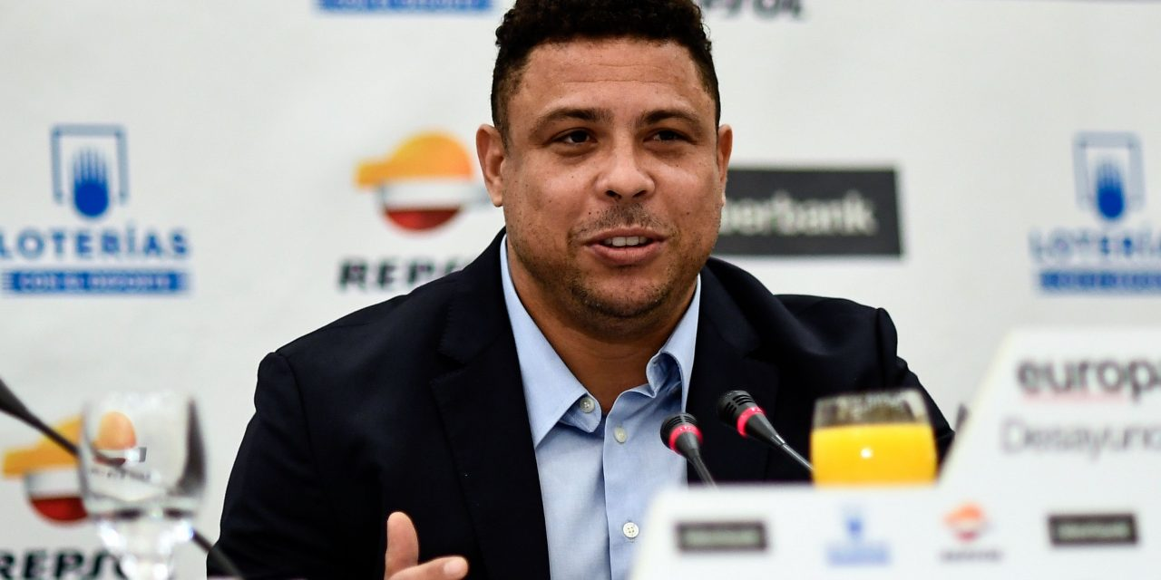 """Ronaldo: """"If Alexis Sánchez doesn't do well at Inter, the door will be open for him at Valladolid."""""""