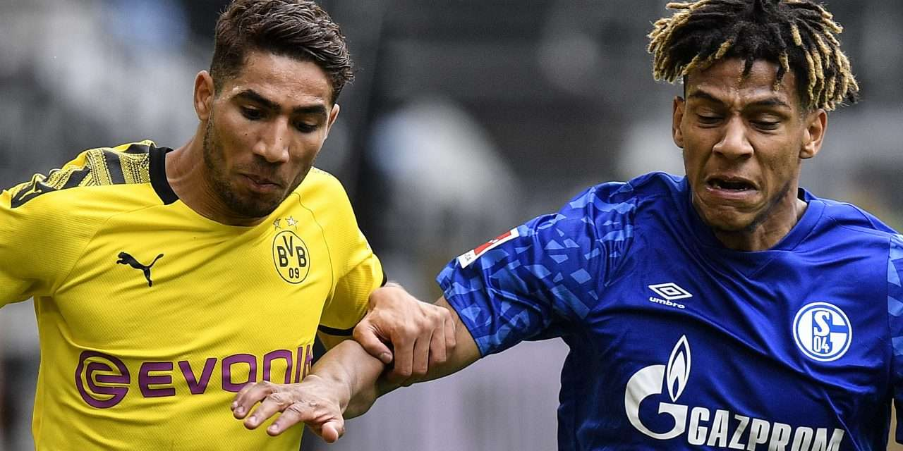 Antonio Conte key in Achraf Hakimi's decision to join Inter from Real Madrid