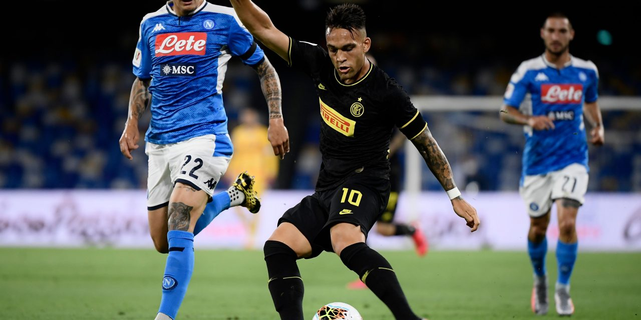 """Inter chief Marotta on Barcelona target Lautaro Martínez: """"He has never asked to leave the club."""""""