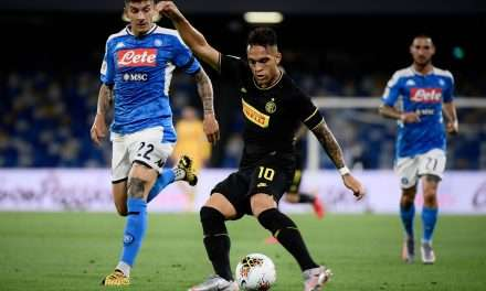 "Inter chief Marotta on Barcelona target Lautaro Martínez: ""He has never asked to leave the club."""