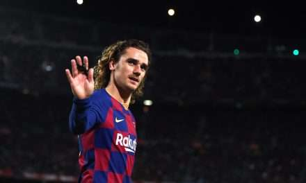 Antoine Griezmann wants to finish his career in the MLS