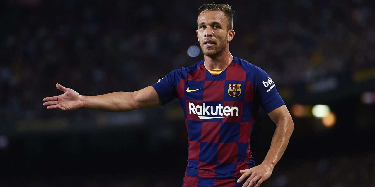 Official | Barcelona and Juventus complete Arthur-Pjanic swap deal