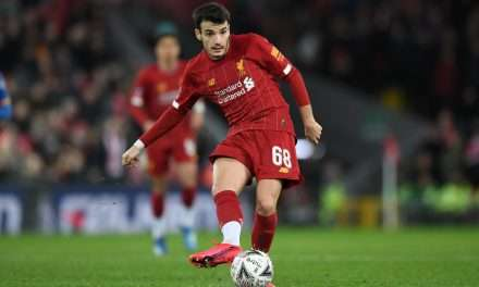 Official | FC Nantes sign Pedro Chirivella from Liverpool