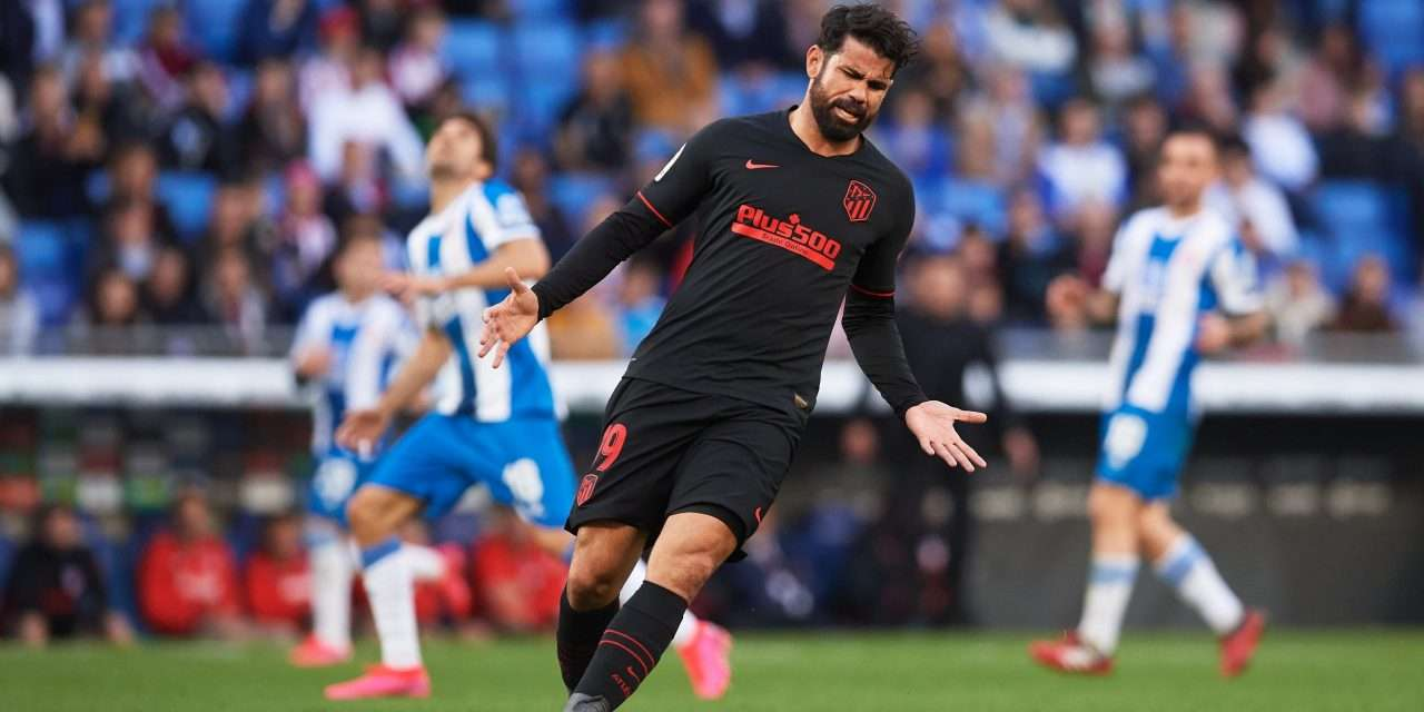 Atlético Madrid striker Diego Costa handed 6-month prison sentence & fined for tax fraud
