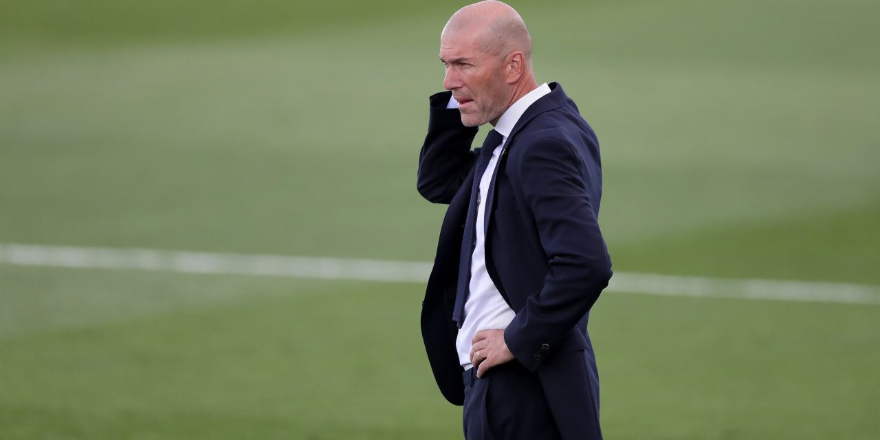 """Zinedine Zidane on Gareth Bale: """"When he doesn't play it doesn't mean we don't have a good relationship."""""""