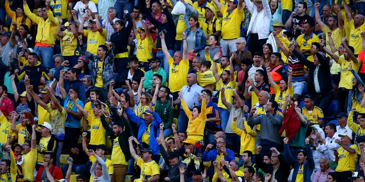 Las Palmas president says fans can attend next home game against Girona on June 13