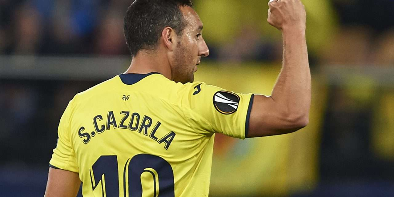 """Santi Cazorla on return to football: """"The new five-substitution rule is important."""""""