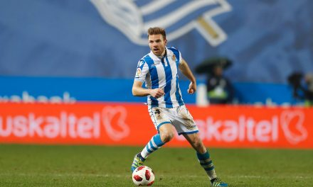 Real Sociedad's Asier Illarramendi ruled out of action until November