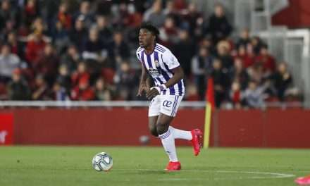 Mohammed Salisu close to completing move from Real Valladolid to Southampton