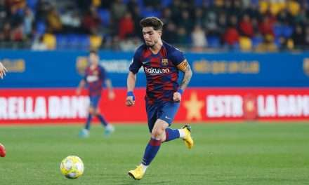Sassuolo CEO confirms talks with Barcelona for midfielder Monchu