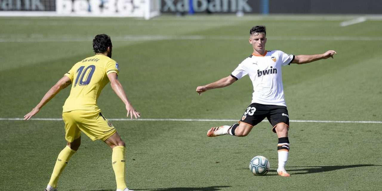Hugo Guillamón signs new three-year deal at Valencia