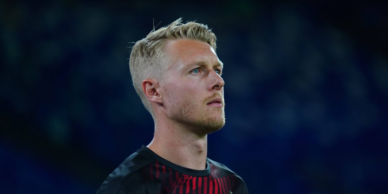 Official | AC Milan activate option to sign Simon Kjær from Sevilla for €3.5m