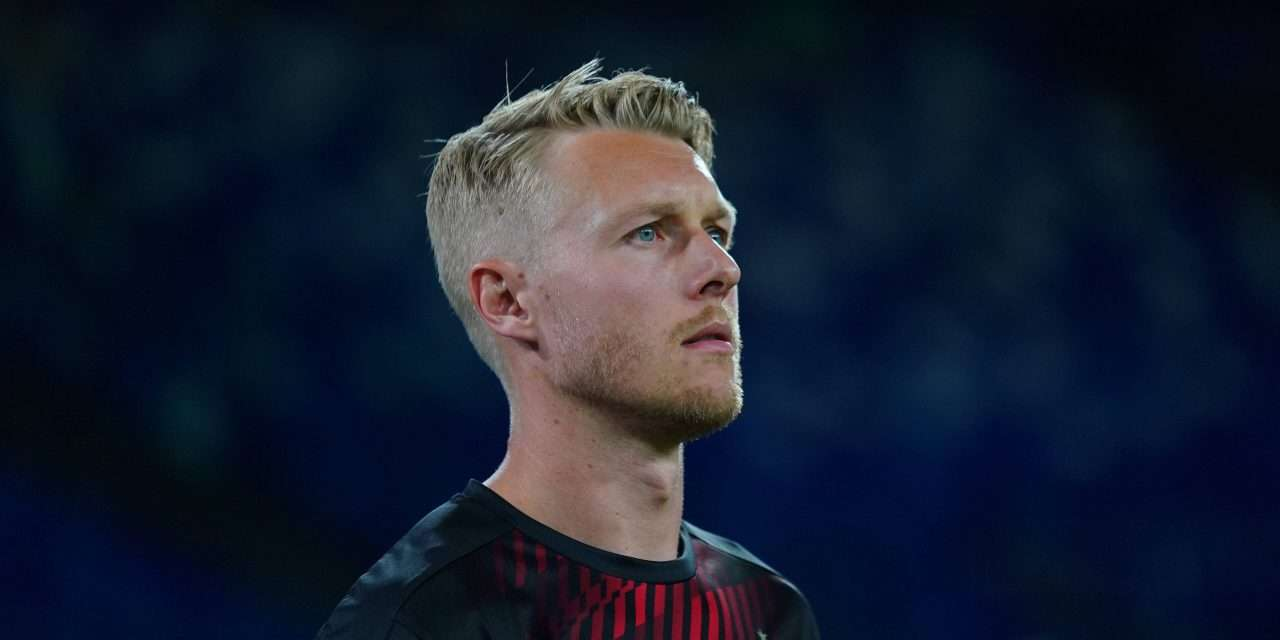 Official   AC Milan activate option to sign Simon Kjær from Sevilla for €3.5m