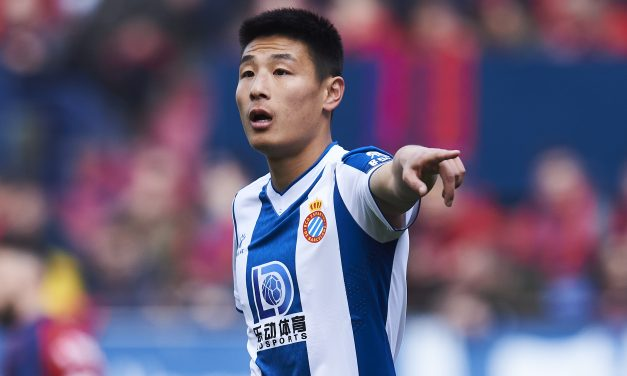 "Wu Lei: ""I've decided to stay with Espanyol."""