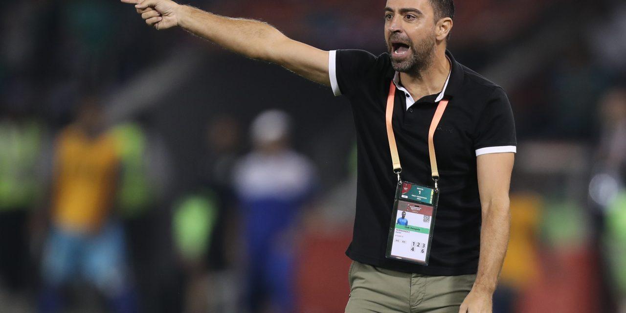 Official | Xavi renews contract at Al-Sadd until 2021