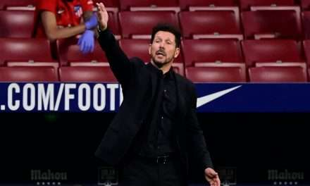 "Diego Simeone: ""VAR is fair to everyone, if Real Madrid get more penalties it's because they attack more."""