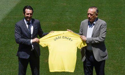 "Unai Emery: ""I dream of winning a title with a project that excites me, like Villarreal."""