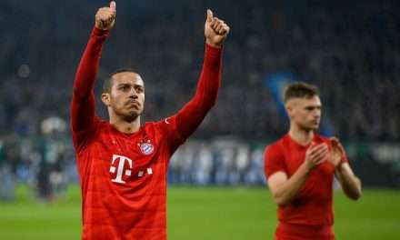 Thiago Alcántara says goodbye to Bayern teammates as Liverpool interest builds