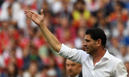 Former Spain boss Fernando Hierro on Flamengo's managerial shortlist