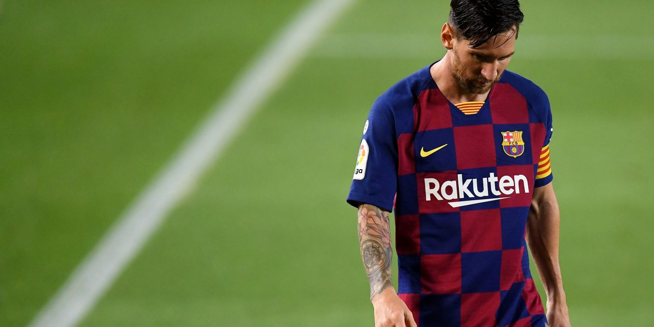 Lionel Messi tells Ronald Koeman he's unclear on his future at Barcelona – RAC1