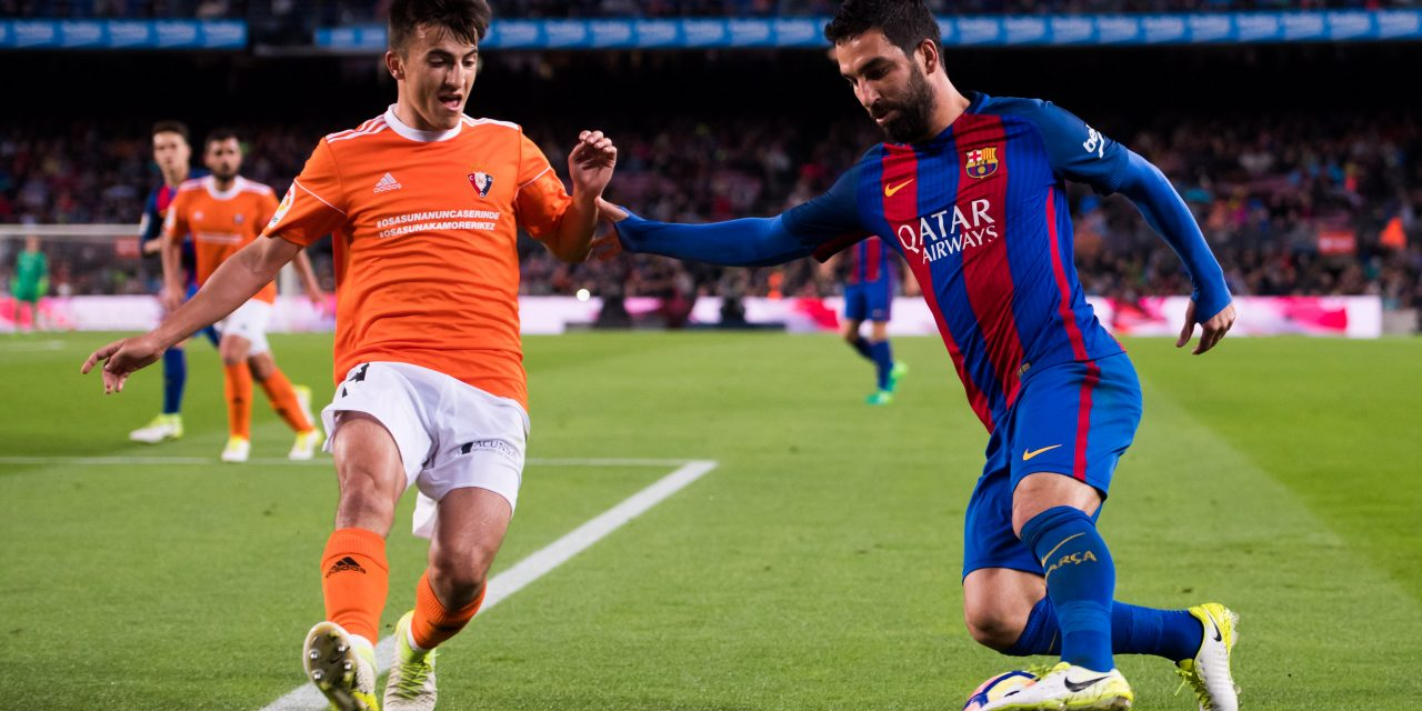 Former Barcelona and Atlético Madrid player Arda Turan reaches agreement to join Galatasaray