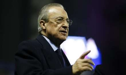"Florentino Pérez: ""There won't be any big summer signings at Real Madrid."""
