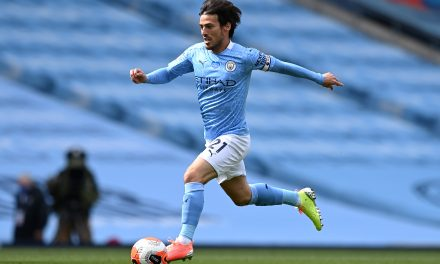 Lazio in talks with Manchester City's David Silva