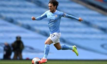 Official | Real Sociedad sign Manchester City midfielder David Silva