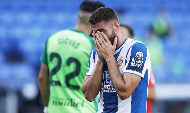 Espanyol relegated after 26 years in Spain's top-flight