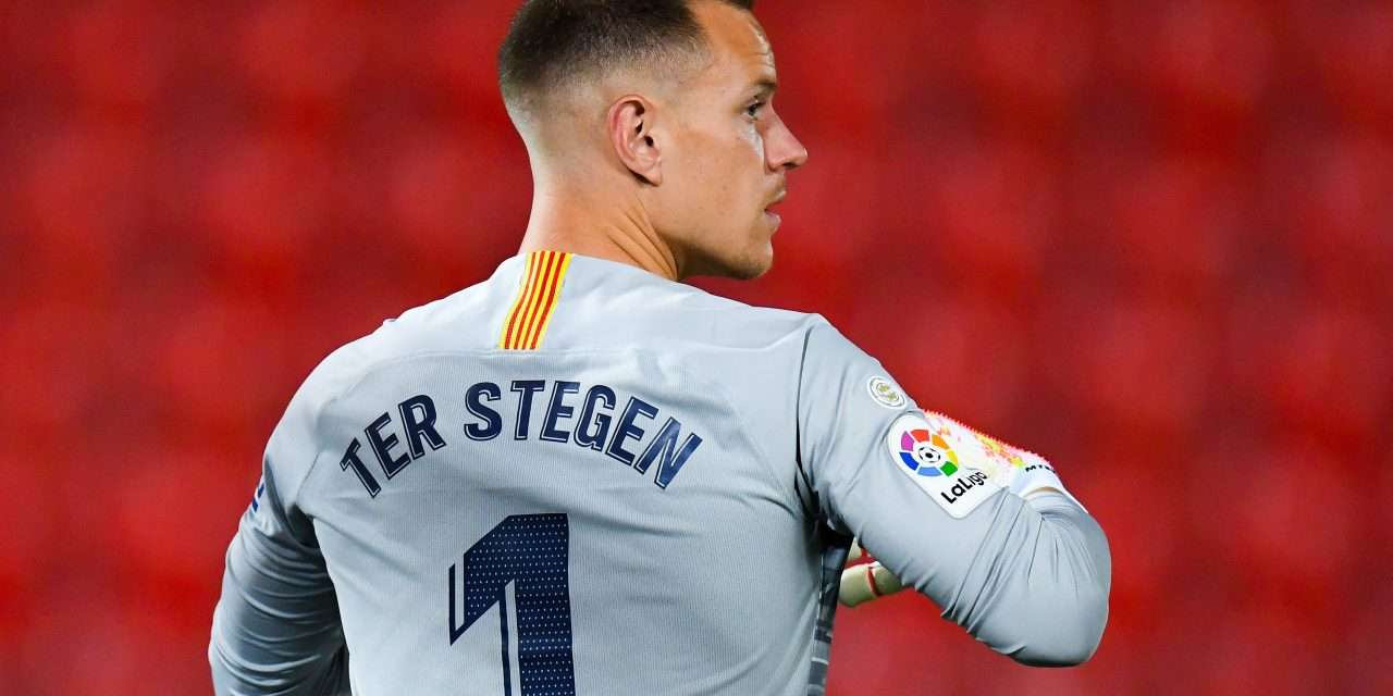 """Barcelona president Bartomeu on Ter Stegen: """"His contract renewal is among our priorities right now."""""""