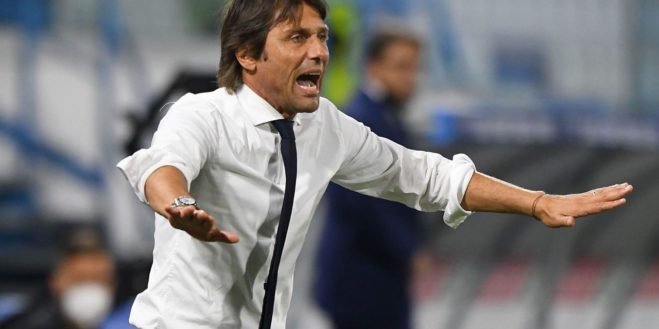 """Inter boss Antonio Conte on Messi speculation: """"The rumours about Messi to Inter are absolutely fake."""""""