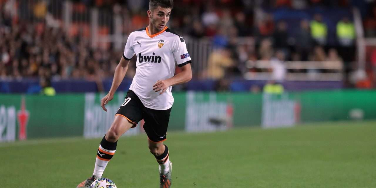 Man City reach agreement with Valencia for midfielder Ferran Torres