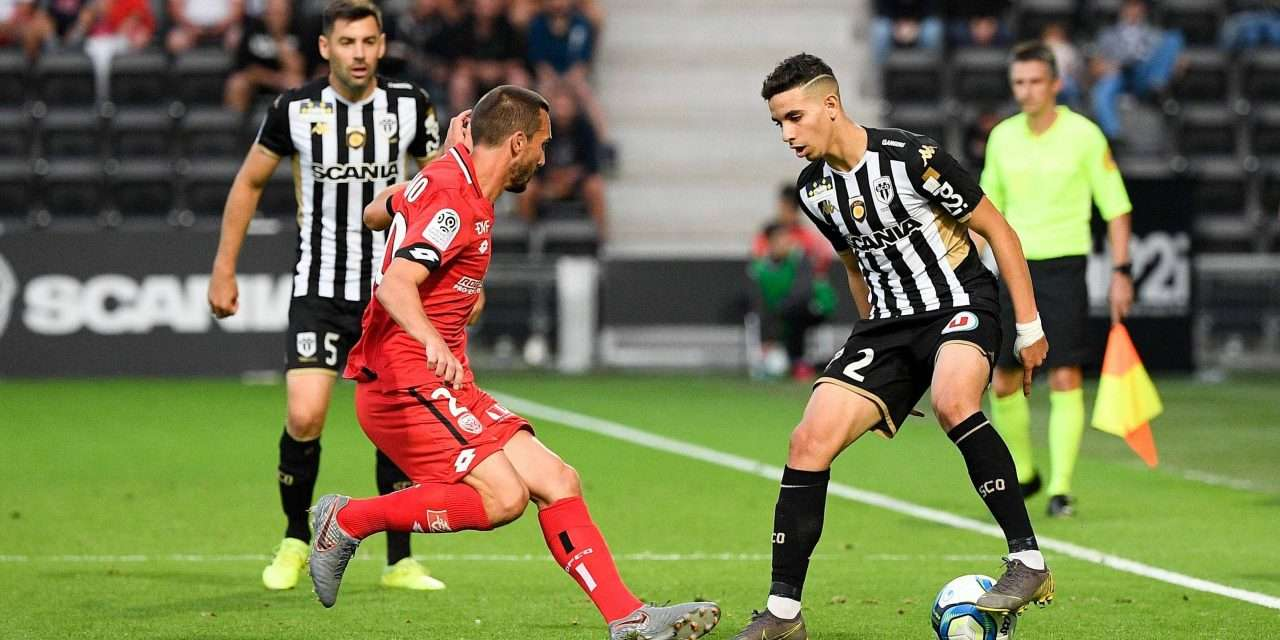 Real Madrid & Atlético Madrid interested in Angers left-back Rayan Aït-Nouri