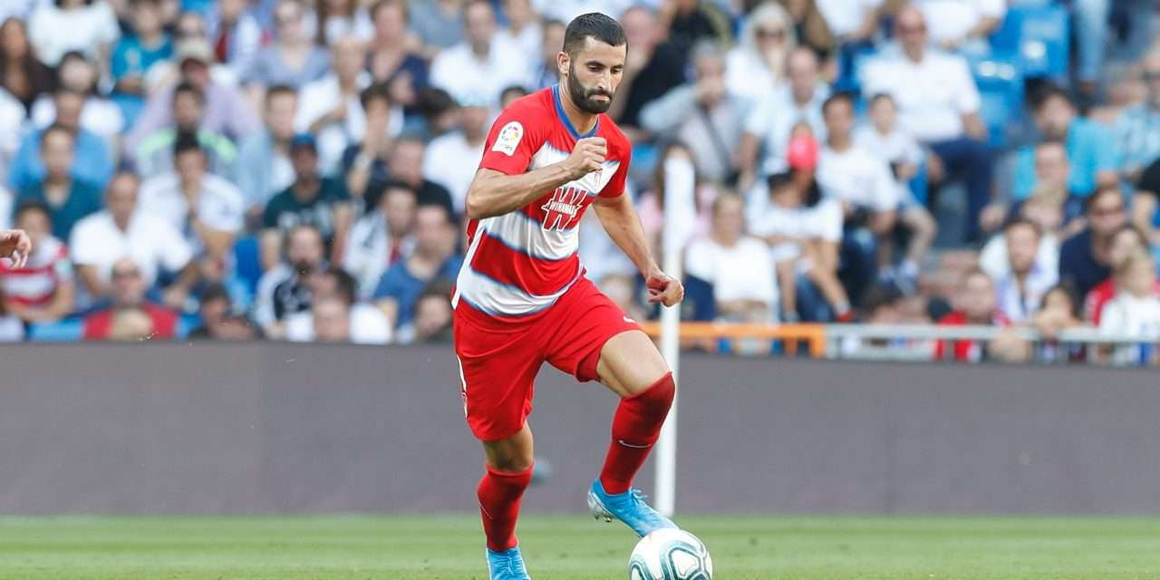 Official | Granada activate option to buy midfielder Maxime Gonalons from AS Roma until 2023