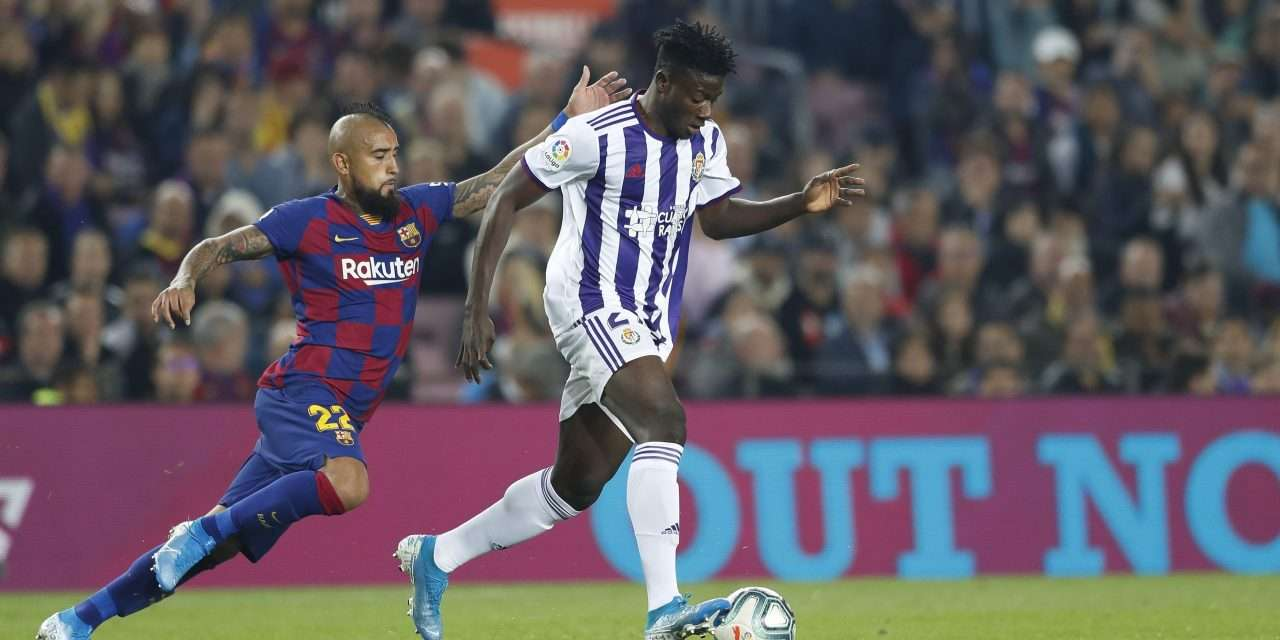 Official | Southampton complete the signing of Mohammed Salisu from Real Valladolid