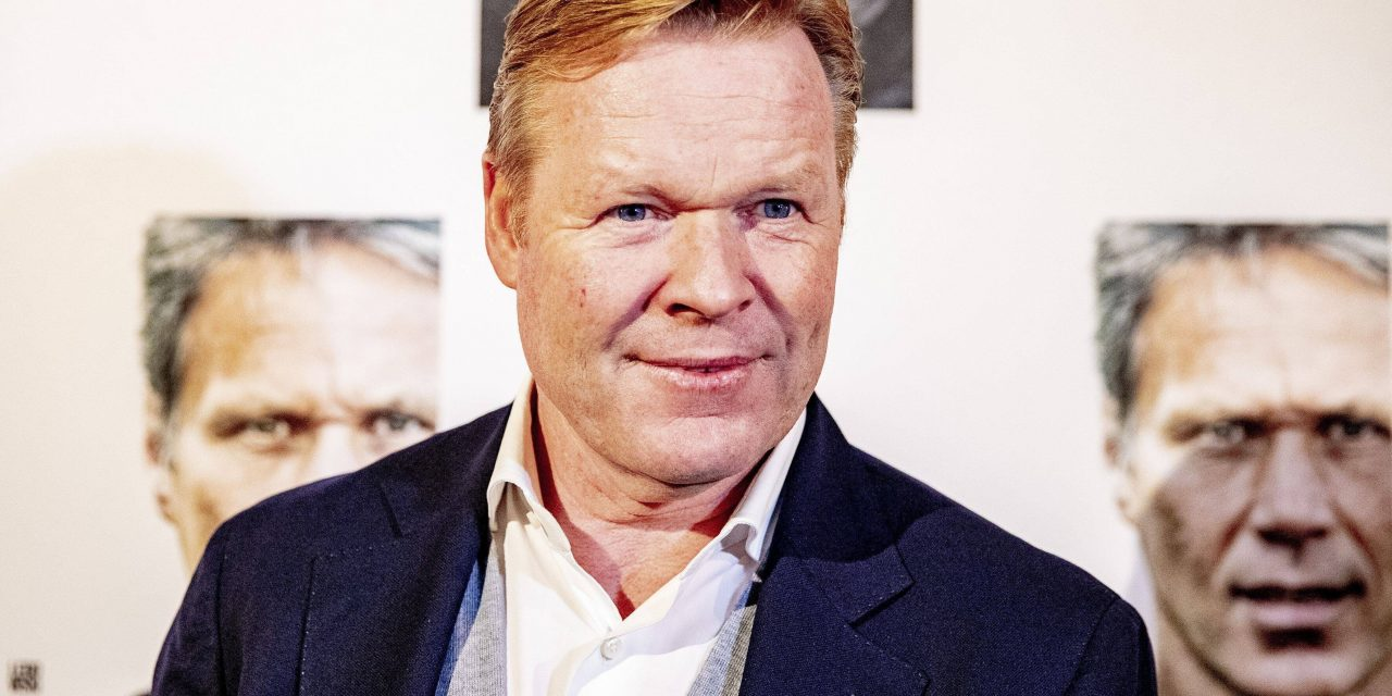 Barcelona set to appoint Ronald Koeman as new head coach