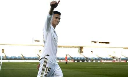 Official | Real Madrid's Reinier joins Borussia Dortmund on loan until 2022