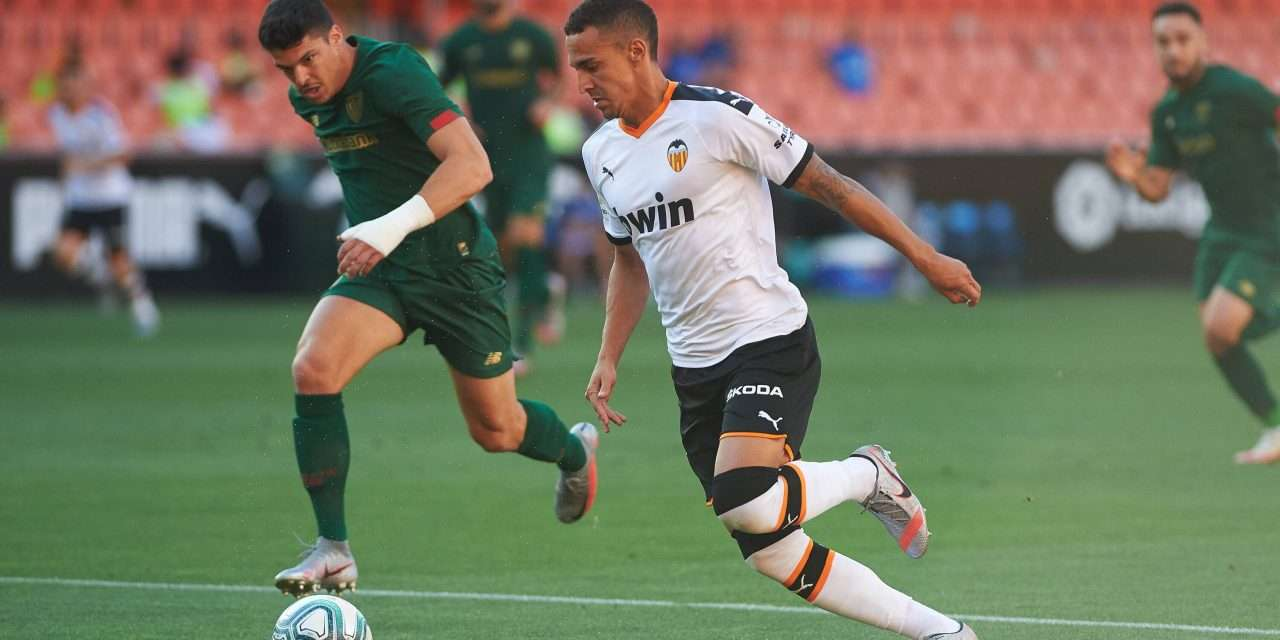 Official | Leeds United complete the signing of Rodrigo Moreno from Valencia