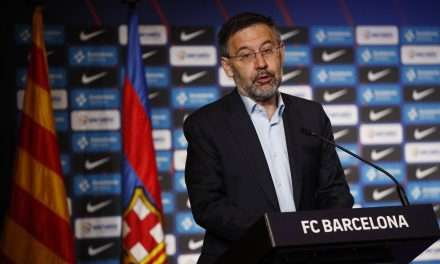 "Barcelona president Bartomeu on Arthur: ""It's an unacceptable act of indiscipline."""