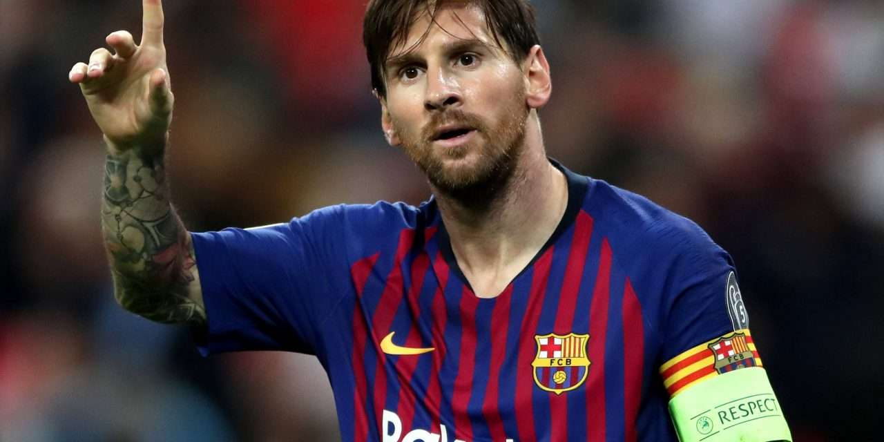 Lionel Messi wants to meet with Barcelona to negotiate exit
