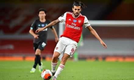 Dani Ceballos set for another loan spell at Arsenal